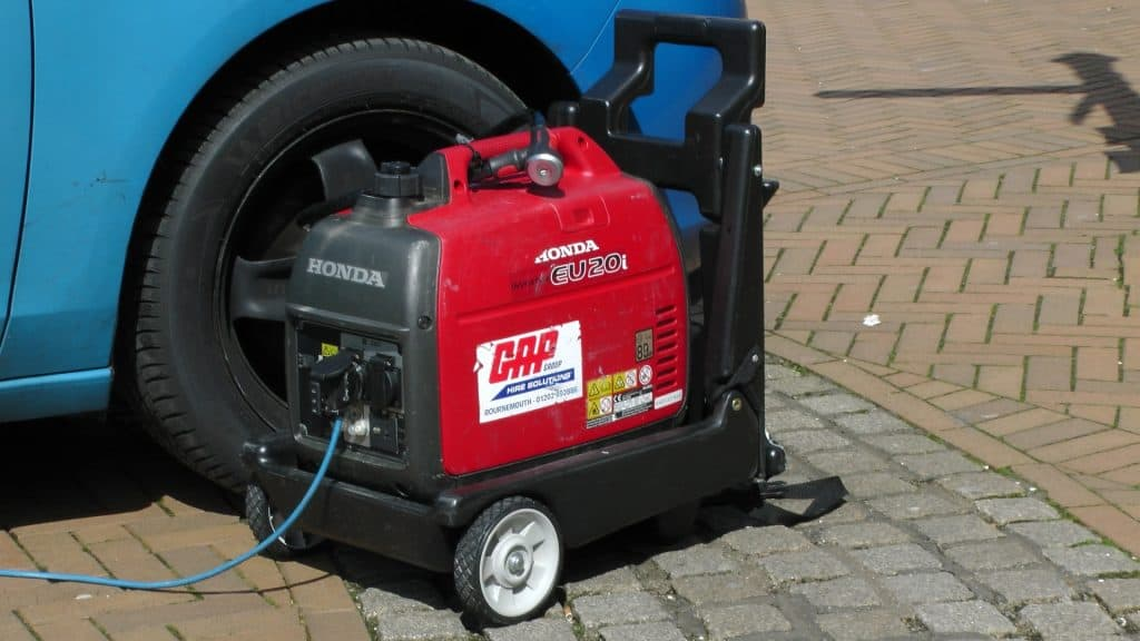 stationary or portable generator? portable generators are versatile