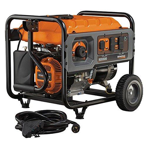 the Generac 6672 generator