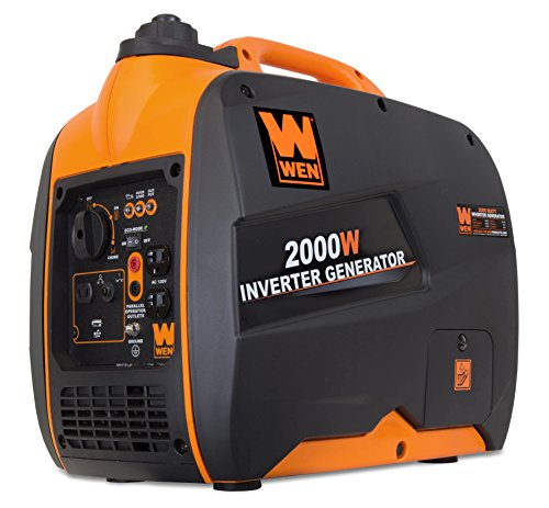 the super quiet WEN 56200i 2000W Inverter generator