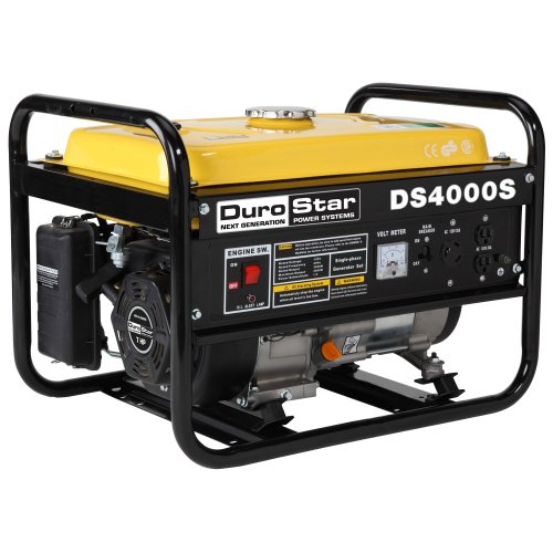 the DuroStar DS4000S generator