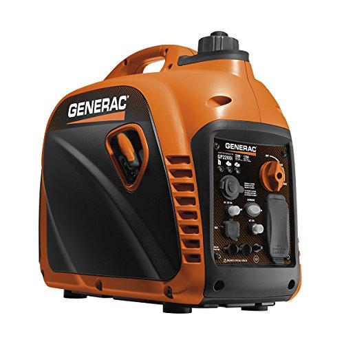 the Generac 7117 portable generator