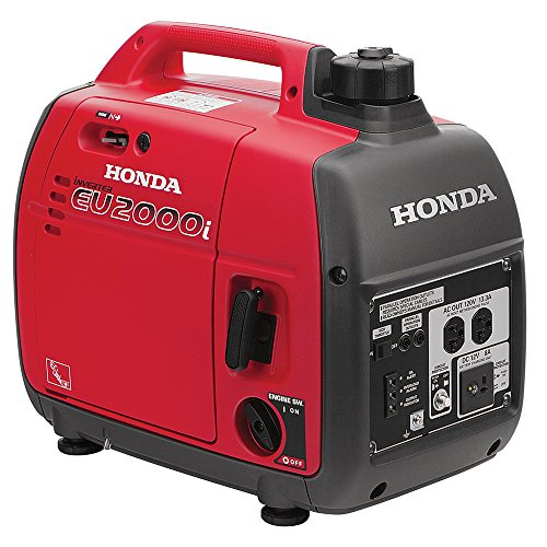 Honda EU2200I 2200- Watt Super Quiet Portable Generator with Inverter