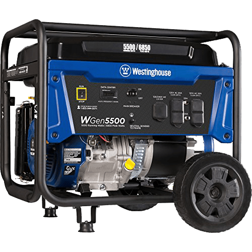 The WGen 5500: Our favourite CARB compliant generator