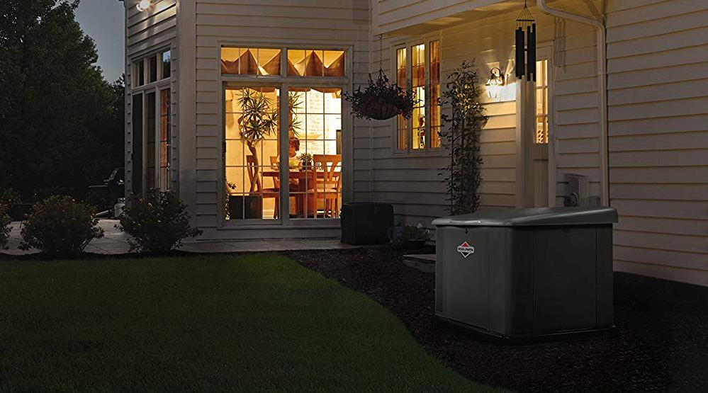Briggs & Stratton Power Products 40555 17kW Standby Generator