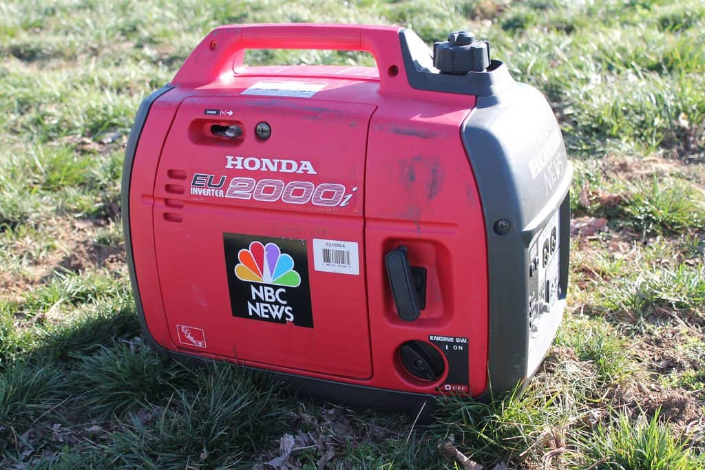 Honda EU 2000i or EU 2200i - the best inverter generator?