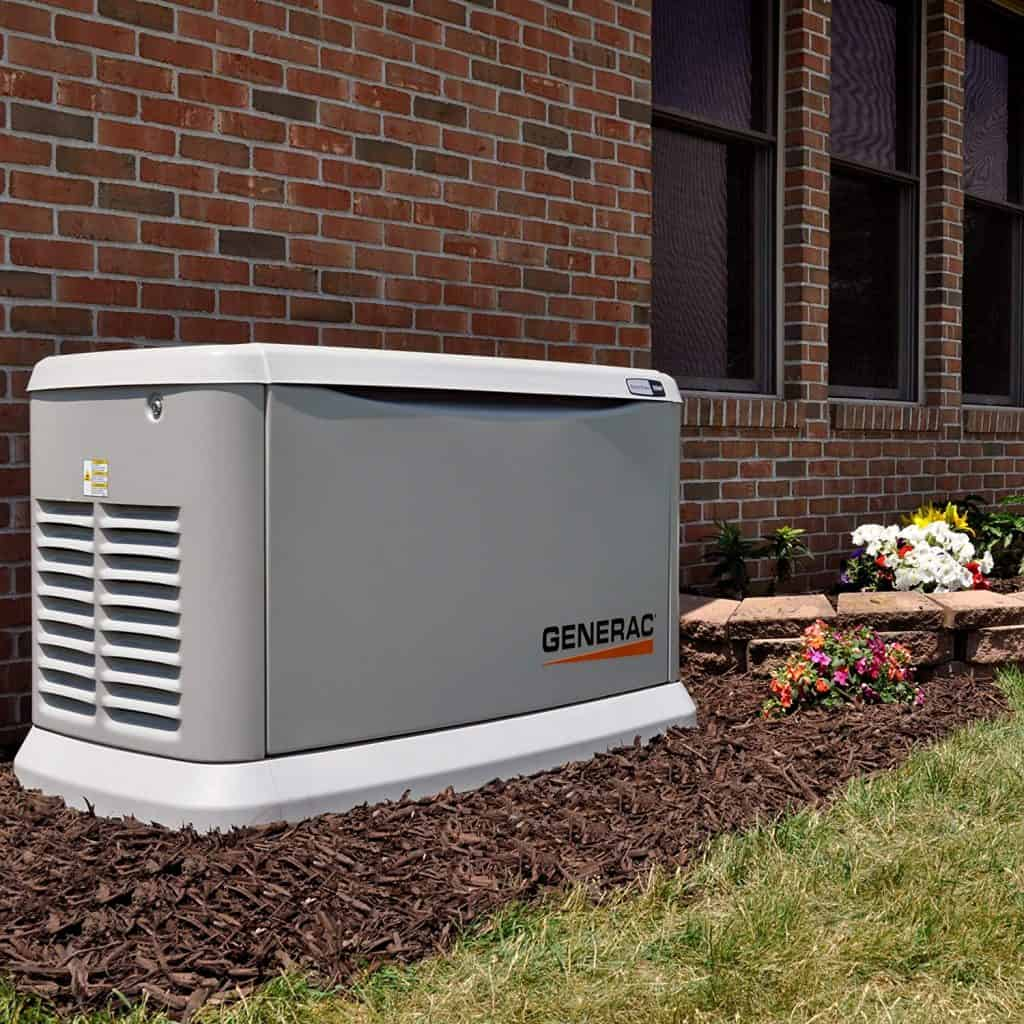 Generac 7043 Home Standby Model
