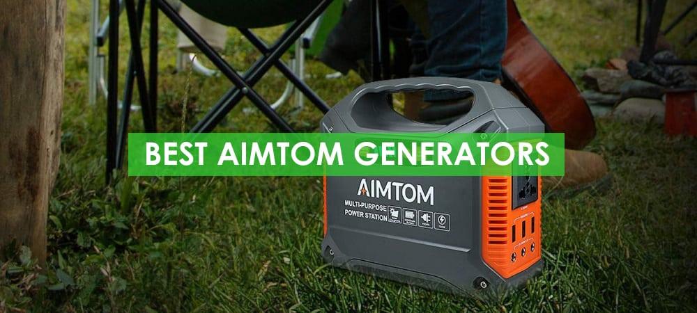 Best Aimtom Generators