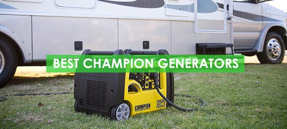 Best Champion Generators