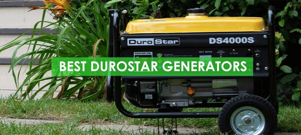 Best Durostar Generators