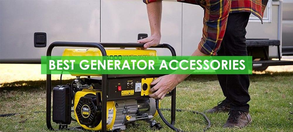 Best Generator Accessories