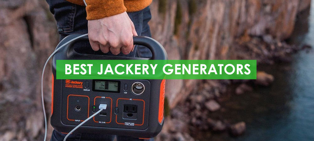 Best Jackery Generators