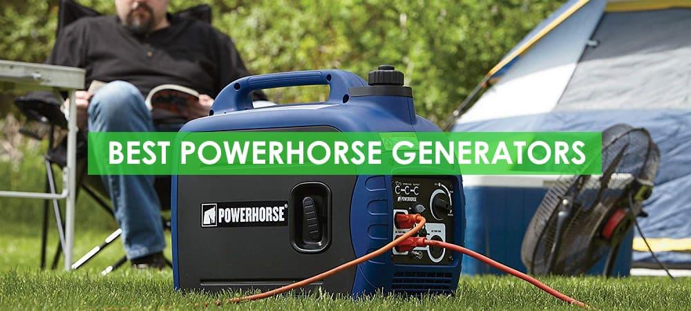 Best Powerhorse Generators