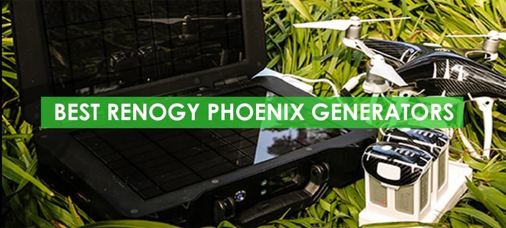 Best Renogy Phoenix Generators