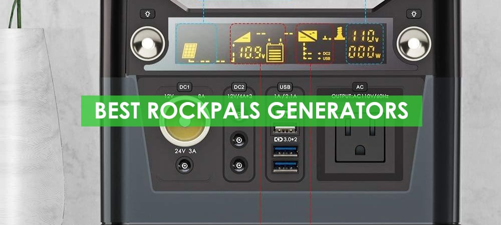 Best Rockpals Generators