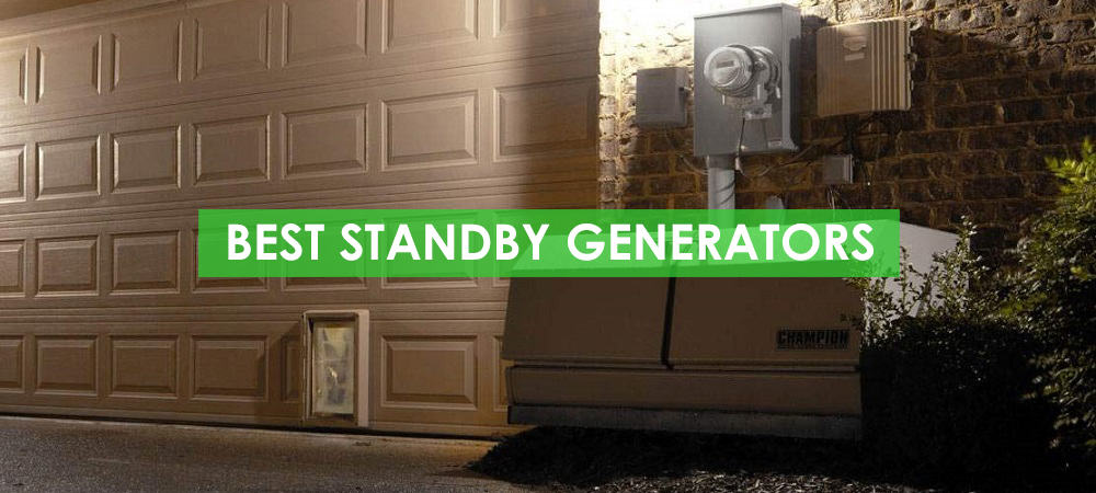 Best Standby Generators