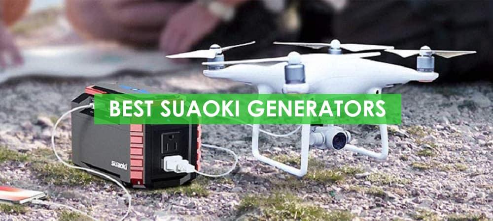 Best Suaoki Generators