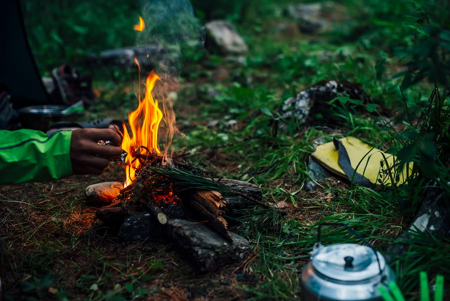 The advantages of an inverter generator for camping and outdoors activities