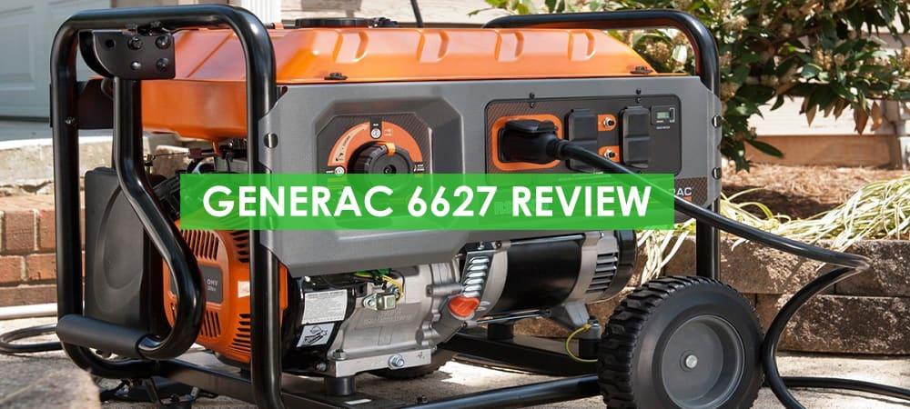 Generac 6672 Generator Review