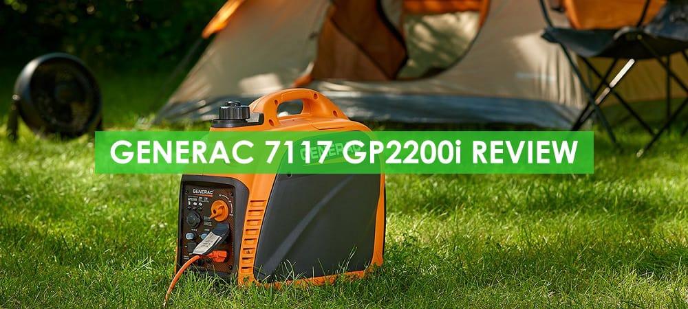 Generac 7117 GP2200i Generator Review