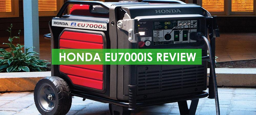 Honda EU7000IS Review