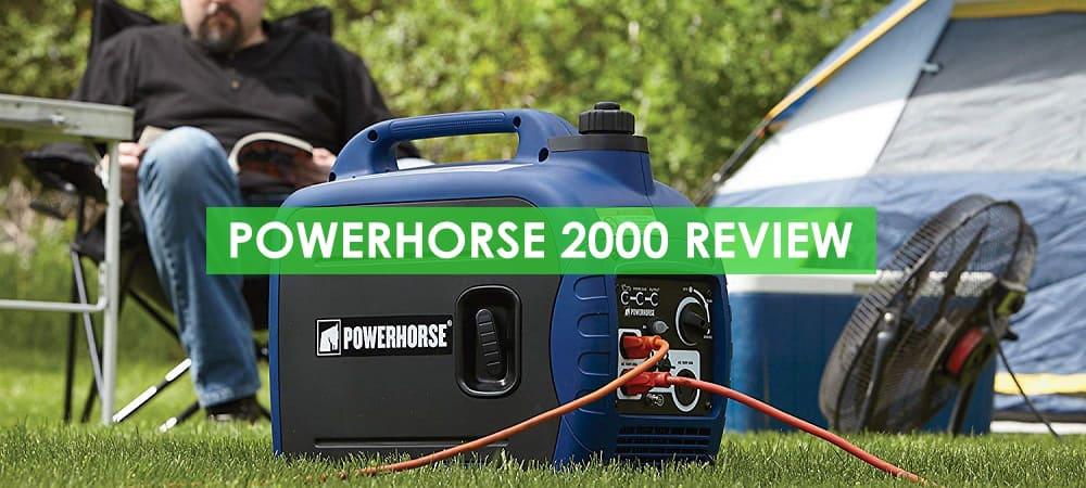 Powerhorse 2000 Generator Review