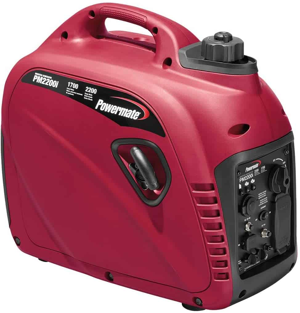powermate pm2200i inverter generator