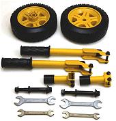 WEN 56410 Generator Wheel and Handle Kit