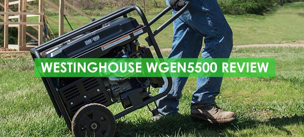 Westinghouse WGEN5500 Generator Review