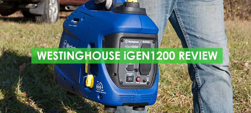 Westinghouse iGEN1200 Generator Review