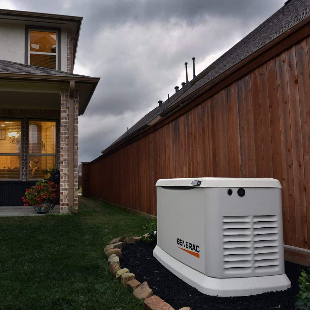 Generac 7033 Standby Generator. Best standby generator? You be the judge.