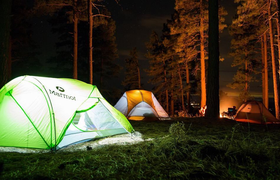 the Honda eu3000is generator is perfect for camping and RVs
