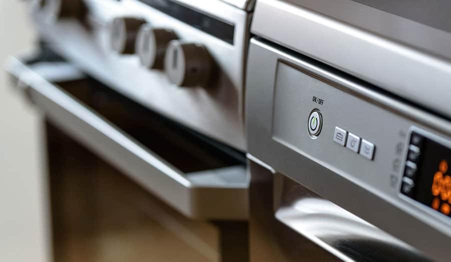 kitchen appliances wattage