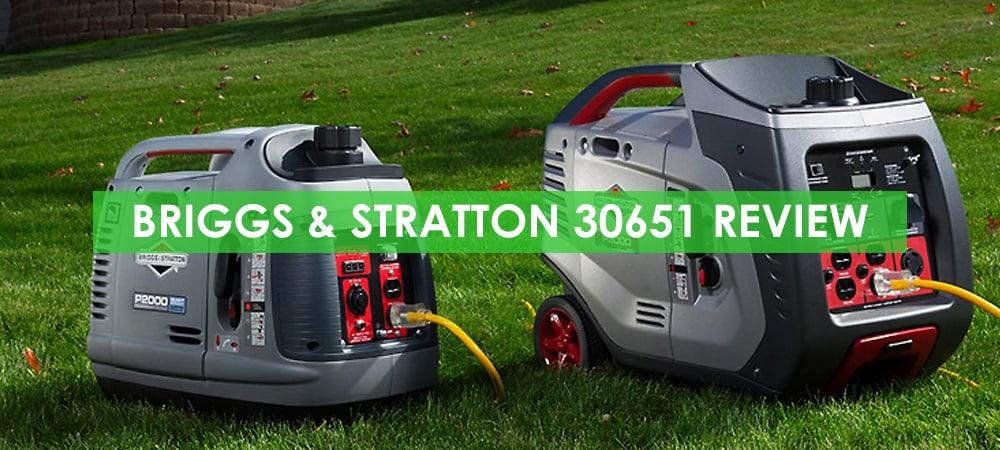 Briggs-Stratton-30651 Generator Review